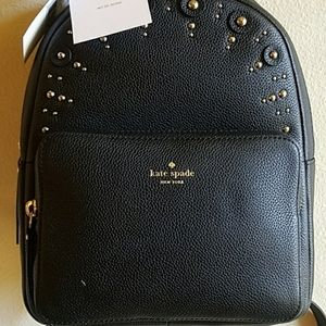 Kate Spade NY Studded Mini Backpack